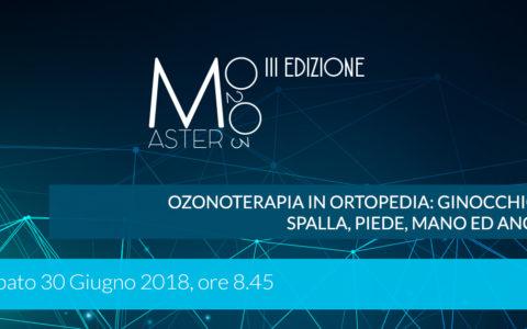 Ozonoterapia in ortopedia: ginocchio, spalla, piede, mano ed anca
